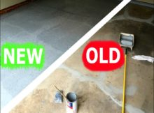 How To Paint A Garage Floor