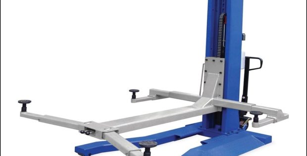Portable Car Lifts For Home Garage | Swopes Garage