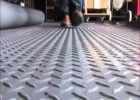 Roll Out Garage Flooring