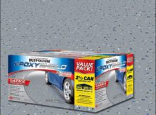Rustoleum Garage Floor Coating Kit