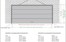 two-car-garage-door-size-235x150 Two Car Garage Door Size