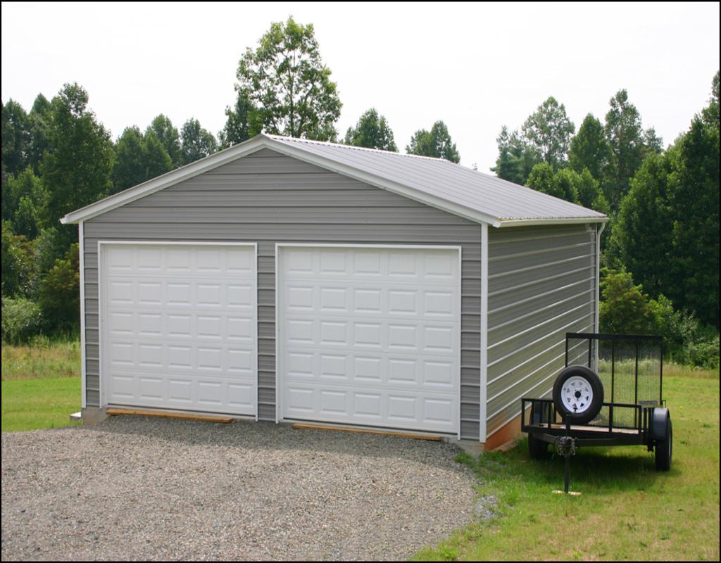 Two Car Garage Kits
