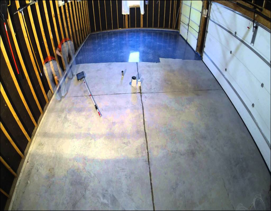 Valspar Garage Floor Coating