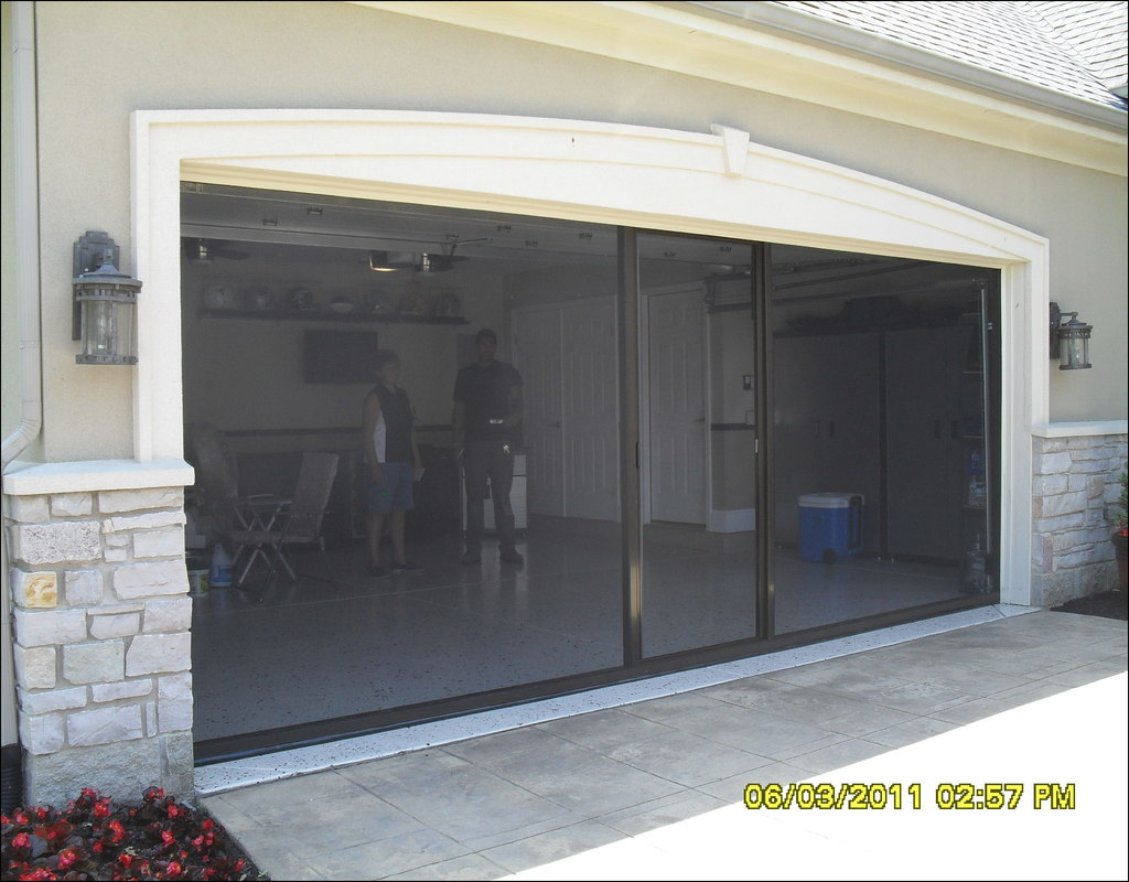 sliding-screen-door-for-garage Sliding Screen Door For Garage