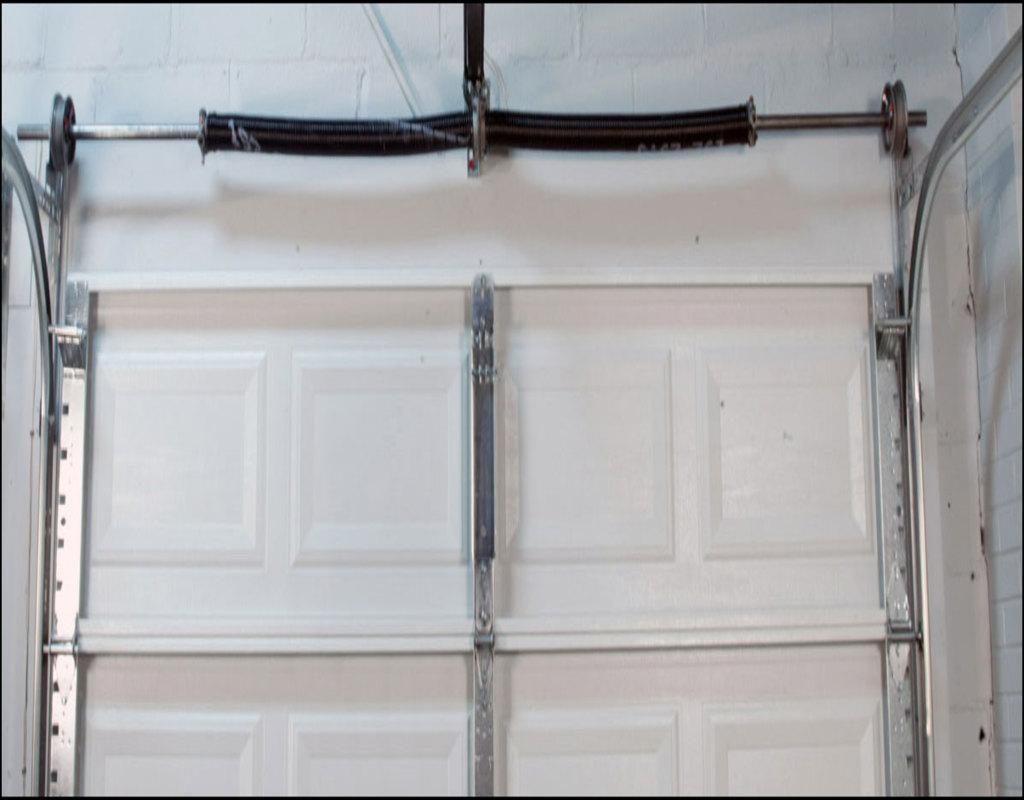 Torsion Spring For Garage Door