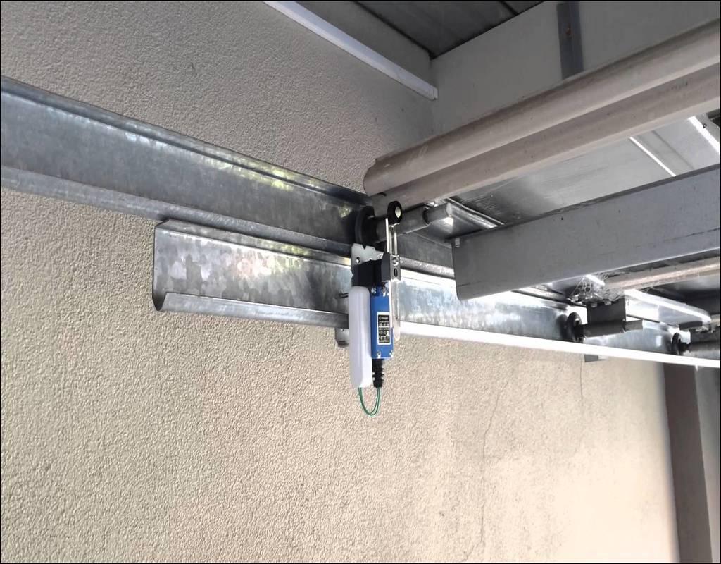Z Wave Garage Door Sensor