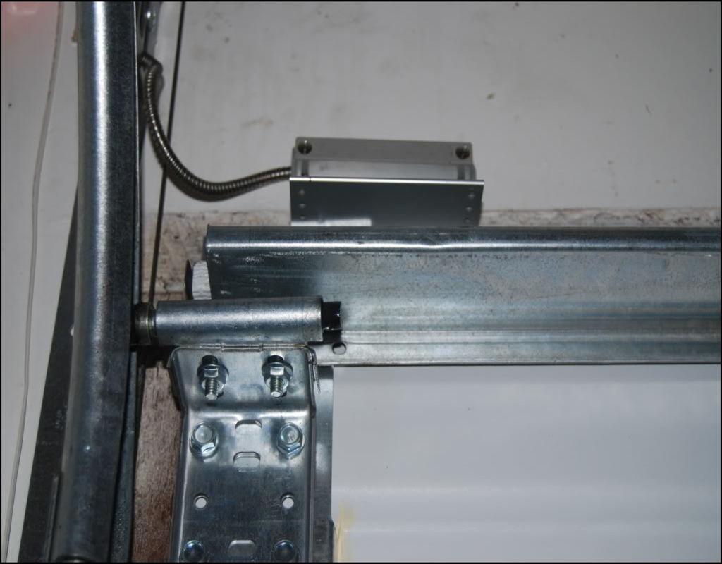 Garage Door Security Sensor
