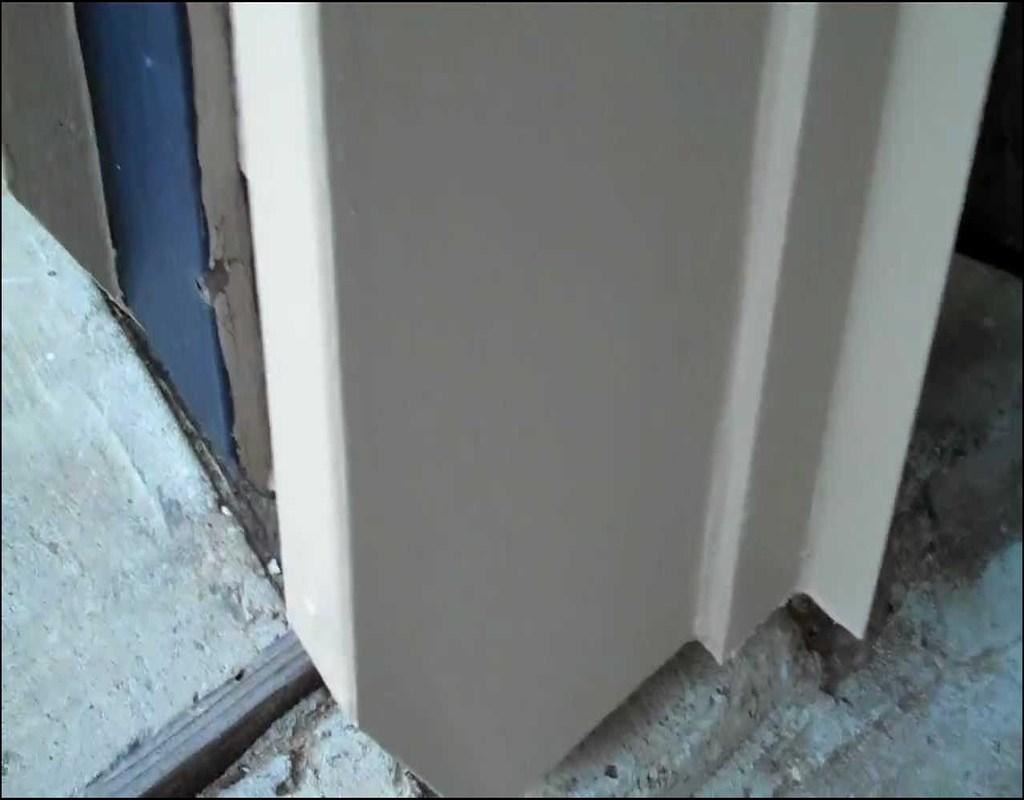 Garage Door Stop Molding