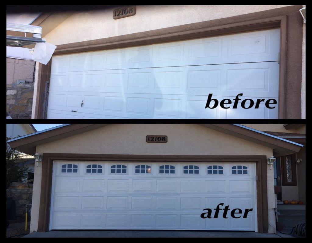 Garage Doors El Paso