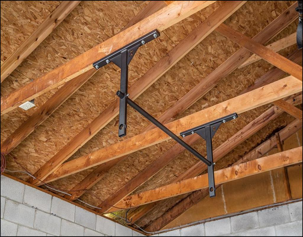 Garage Pull Up Bar
