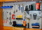 Garage Tool Organization Ideas