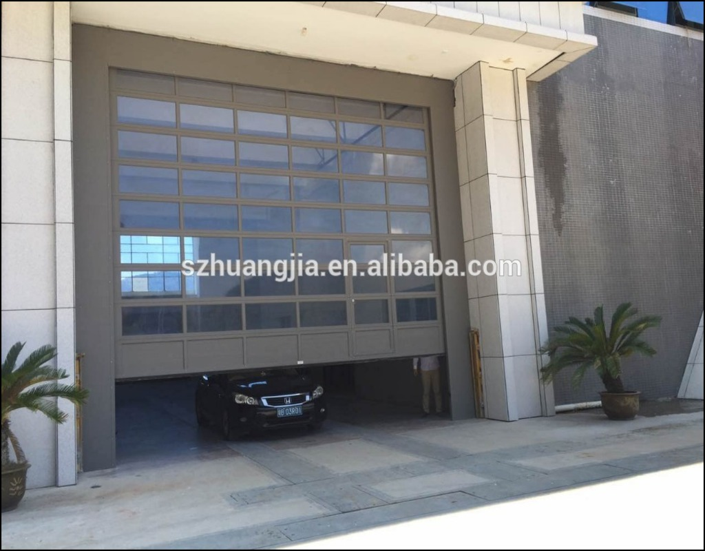 Glass Garage Door Price