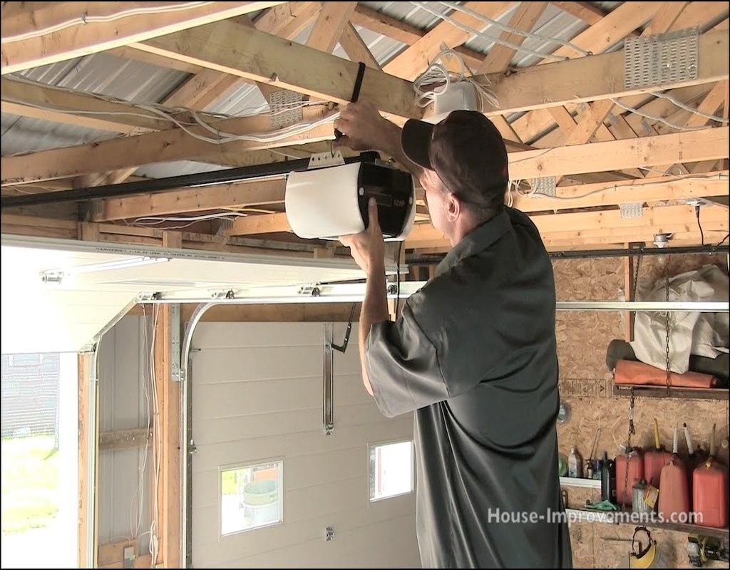 How Much To Install Garage Door Opener