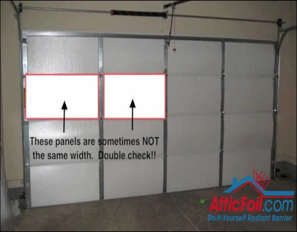 How To Insulate Garage Door