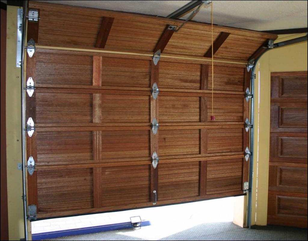 How To Make A Garage Door