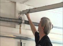 Installing A Garage Door Opener