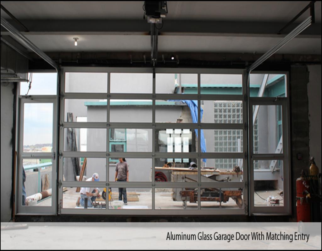 insulated-glass-garage-doors Insulated Glass Garage Doors