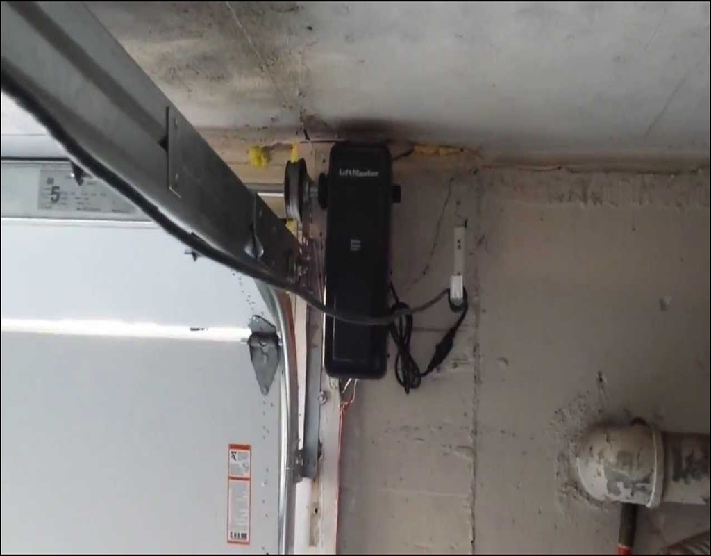 Liftmaster 8500 Wall Mount Garage Door Opener