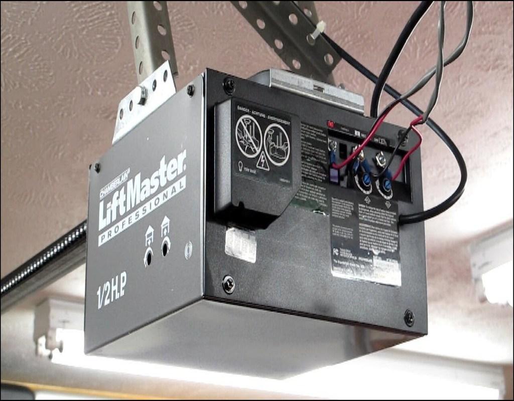 Liftmaster Garage Door Motor