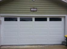 Long Panel Garage Door