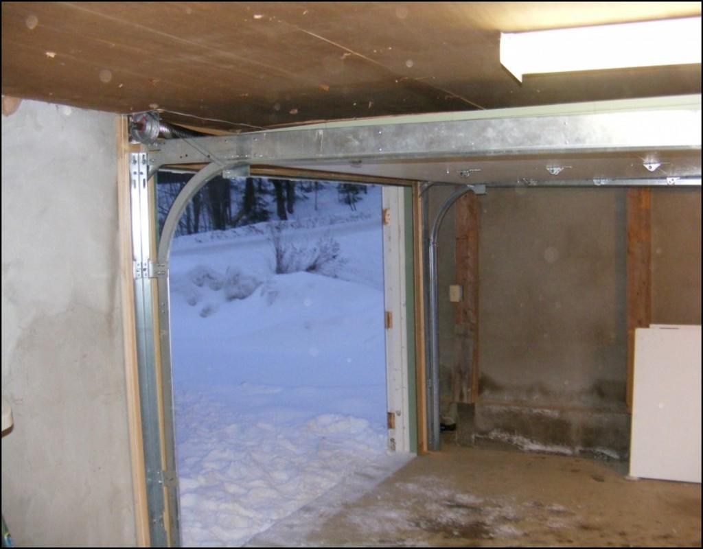 Low Clearance Garage Door