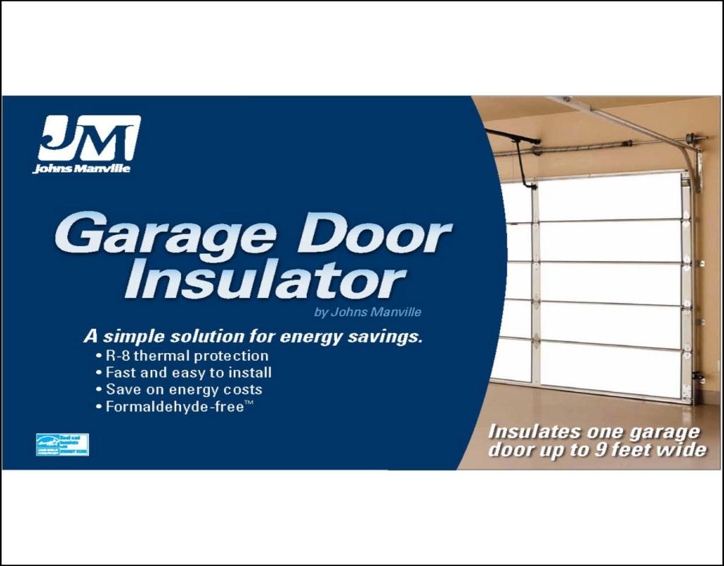 Lowes Garage Door Insulation