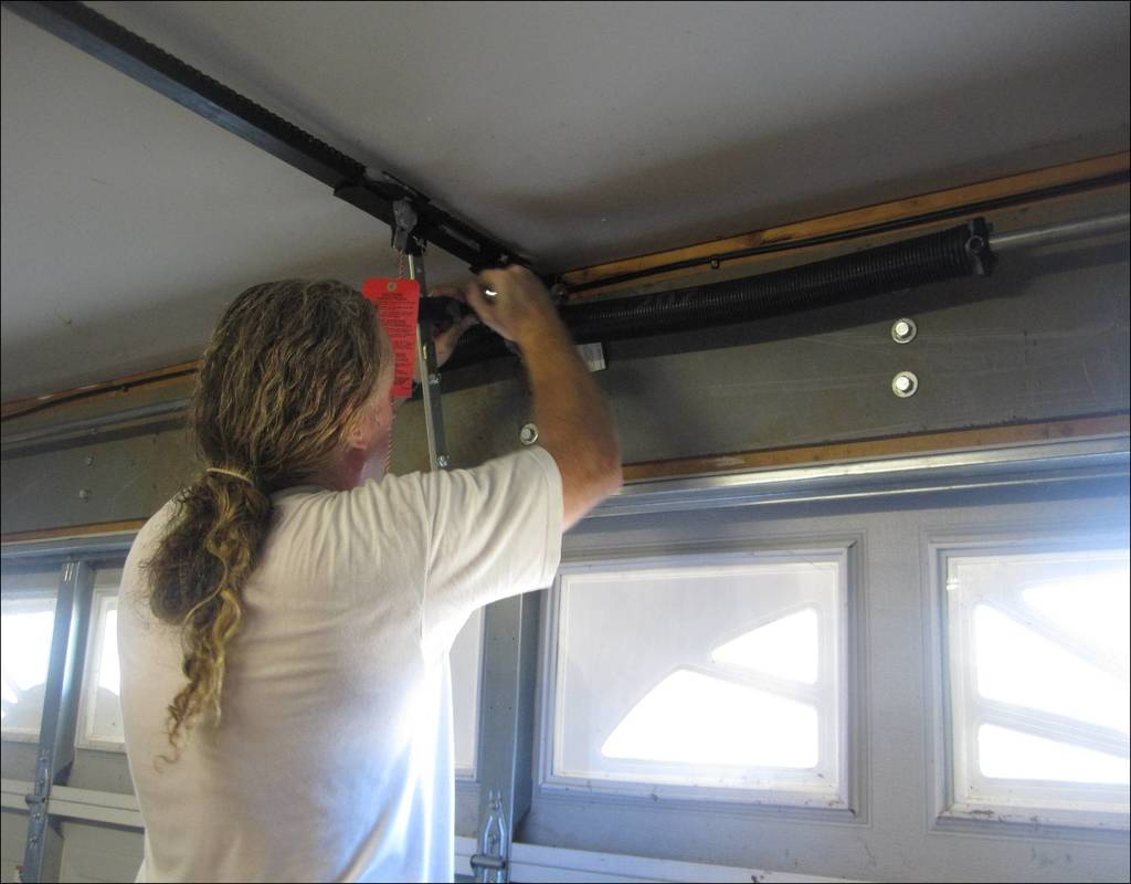 Lowes Garage Door Opener Installation