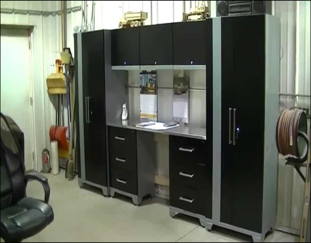 New Age Garage Cabinets