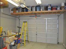 Over Garage Door Storage