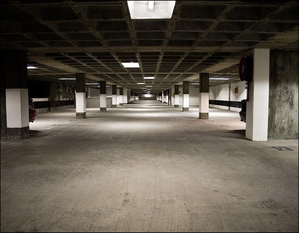 Parking Garage In Nyc