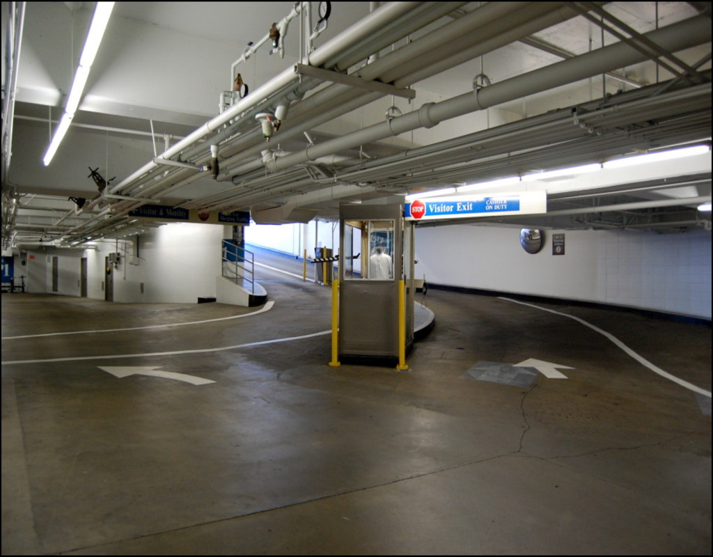 Parking Garages In Dc