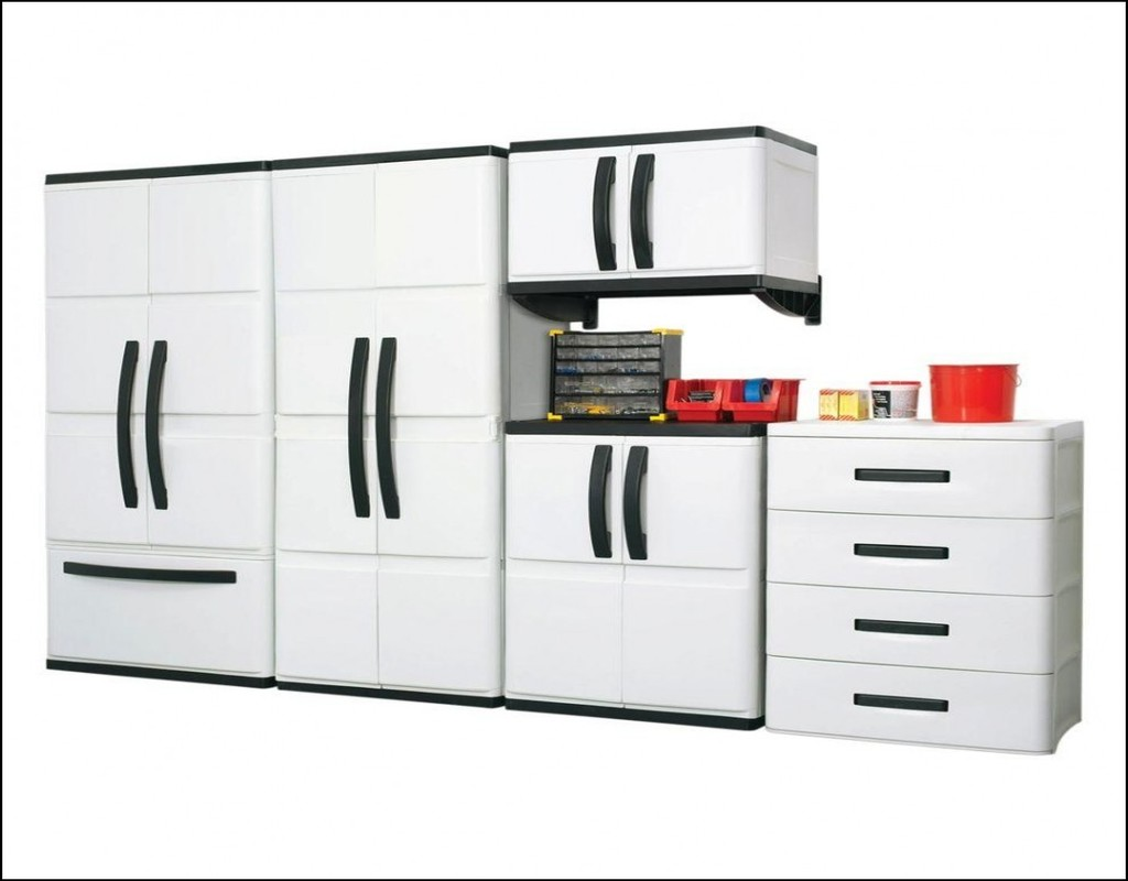 plastic-storage-cabinets-for-garage Plastic Storage Cabinets For Garage
