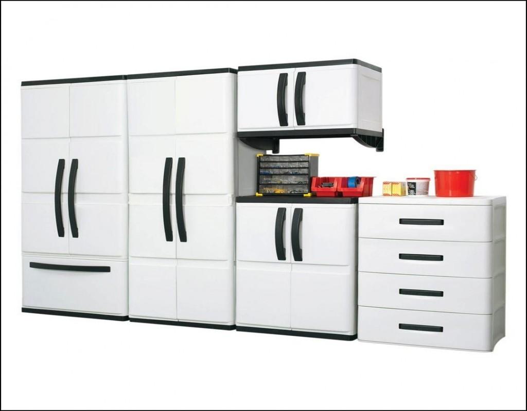 Plastic Storage Cabinets For Garage