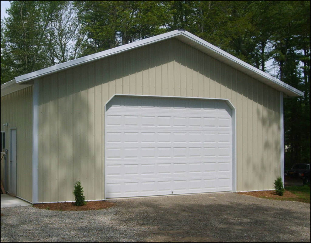 Pole Barn Garage Prices