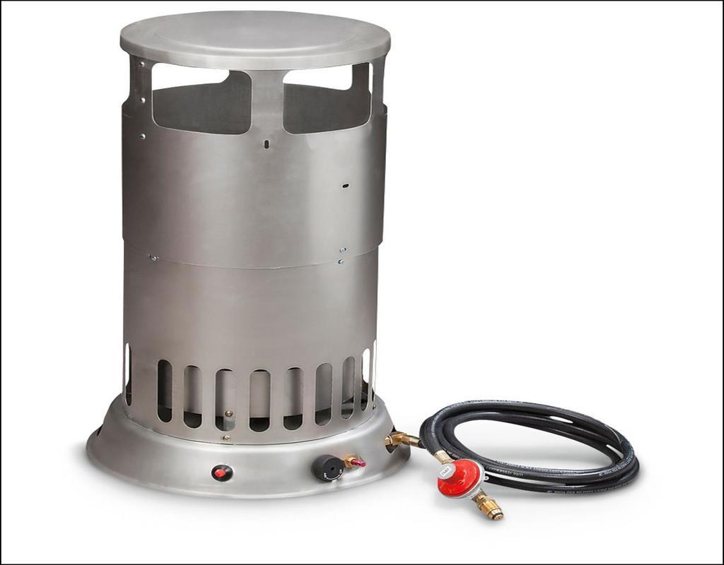 Propane Heater For Garage