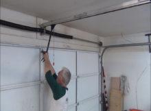 Replacing A Garage Door Opener