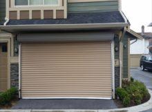 Residential Roll Up Garage Doors