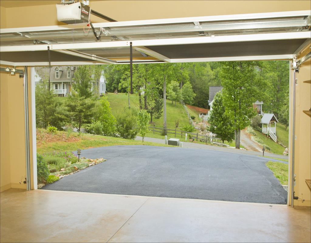 Retractable Garage Screen Doors