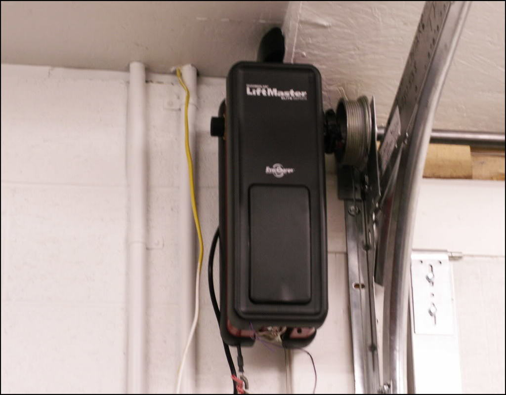 Small Garage Door Opener