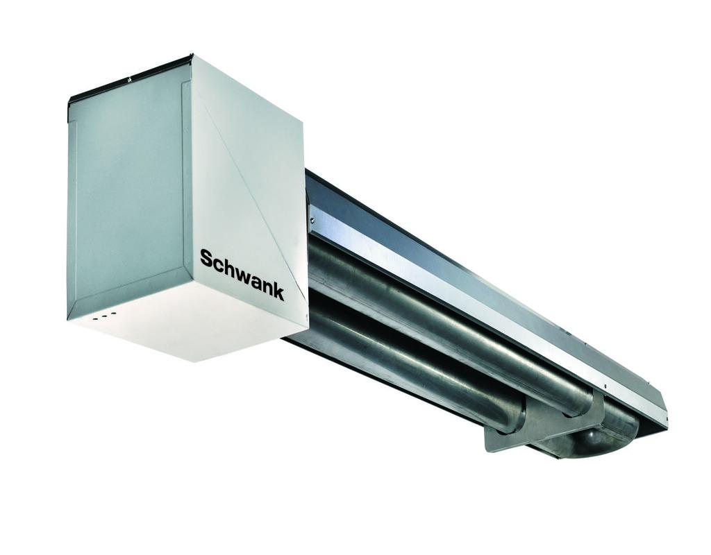 Tube Heater For Garage