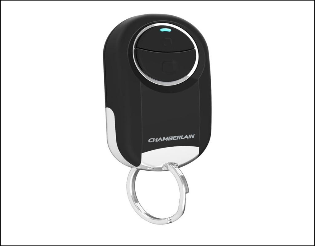 Universal Garage Door Opener Keychain