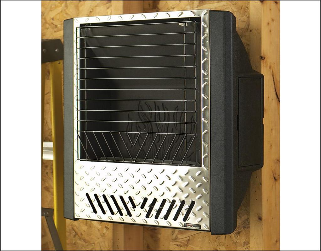 Vent Free Garage Heater