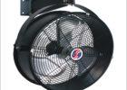 Wall Mount Garage Fan