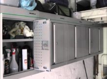 Wall Mounted Garage Cabinets