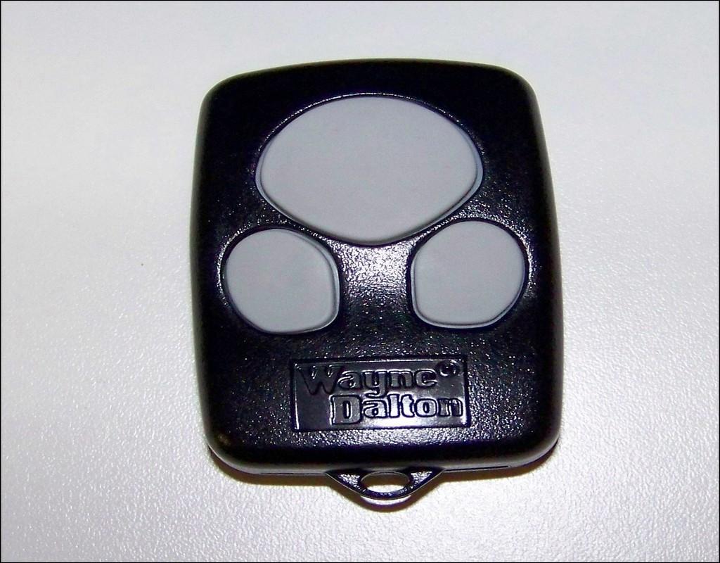 Wayne Dalton Garage Door Opener Remote