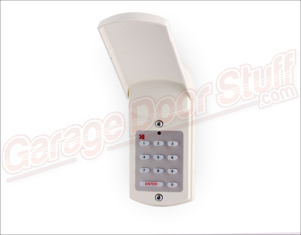 Wired Garage Door Keypad