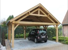 Wood Carports For Sale